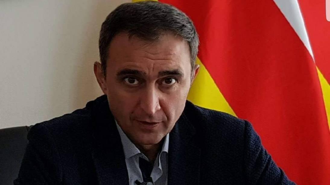 Госсоветник президента Республики Южная Осетия Сослан Кокоев