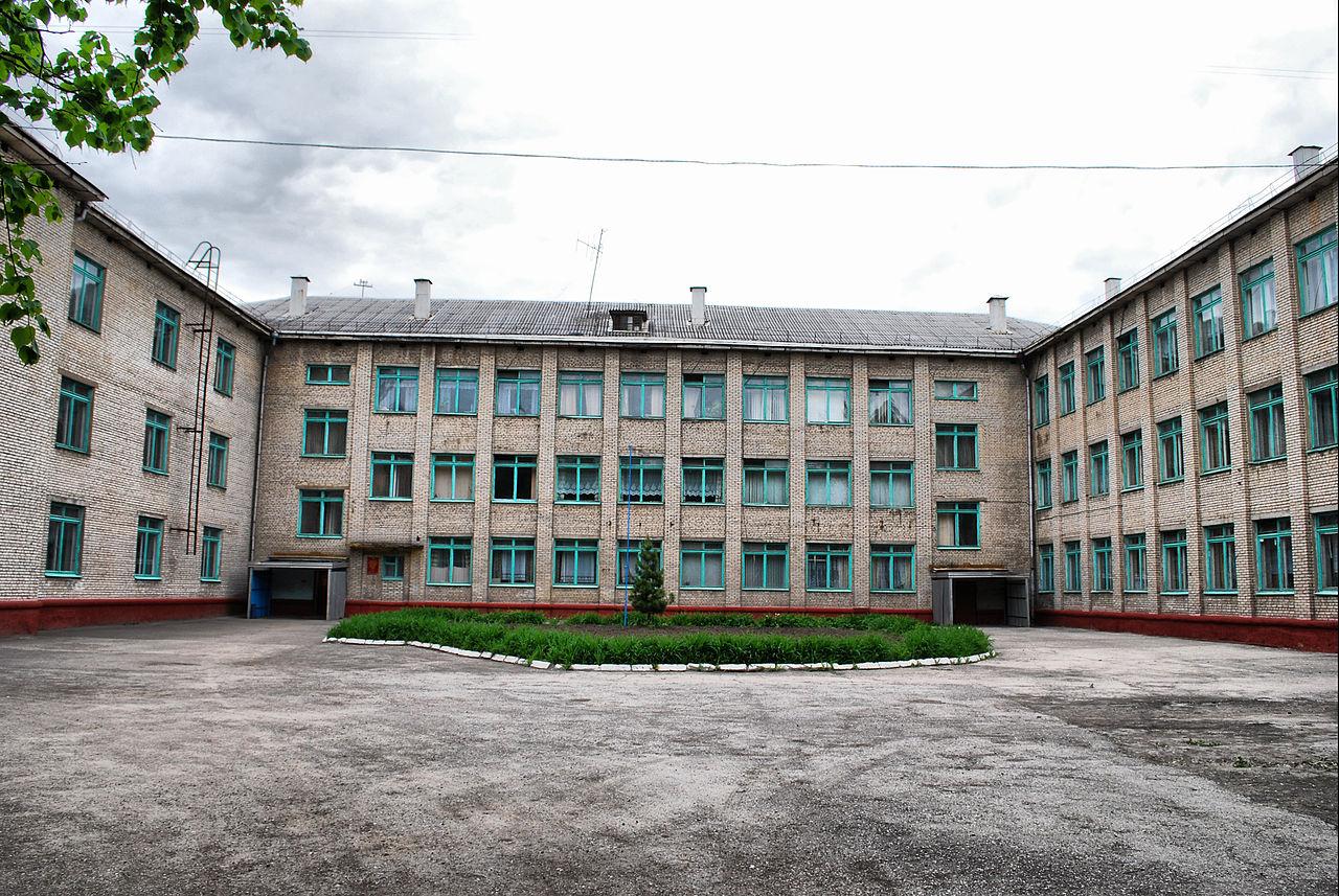 Фасад школы в г. Тула [(cc) Glagol 2la]