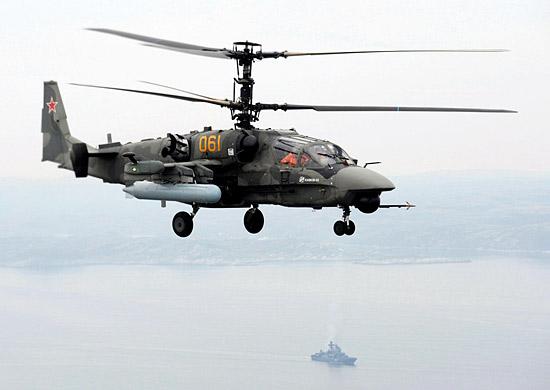 Ка-52К [mil.ru]