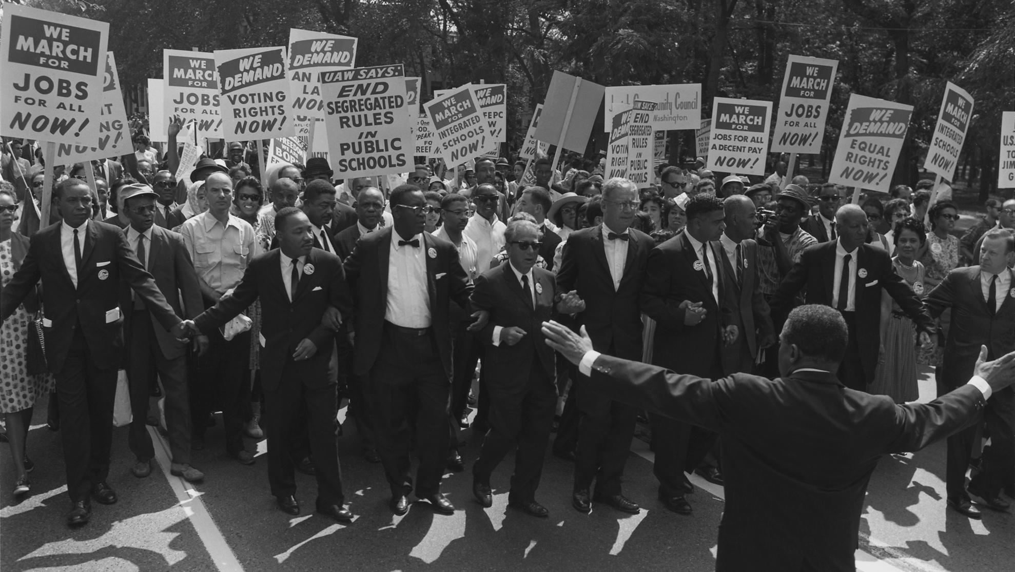 how did the usa civil right As a result, the civil rights movement was born john will talk about the early careers of martin luther king, thurgood marshall, rosa parks, and even earl warren.
