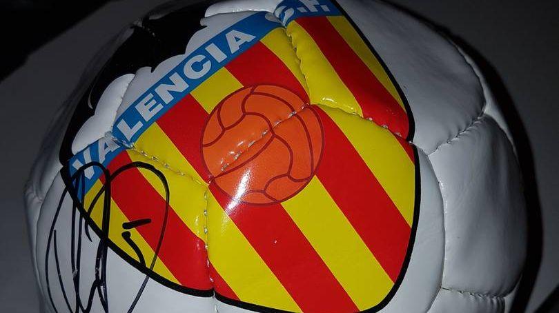 Мяч ФК «Валенсия»
