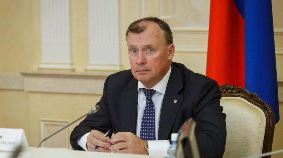 Глава Екатеринбурга Алексей Орлов
