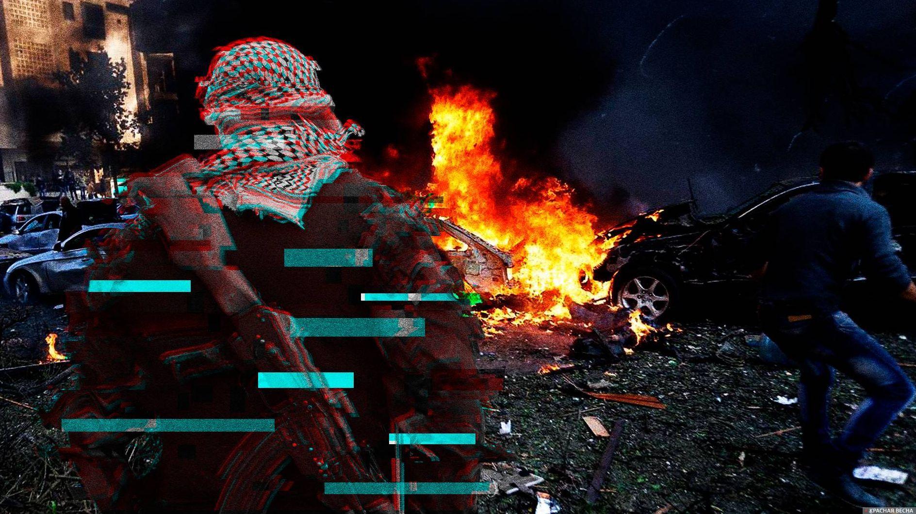 Терроризм на Ближнем Востоке
