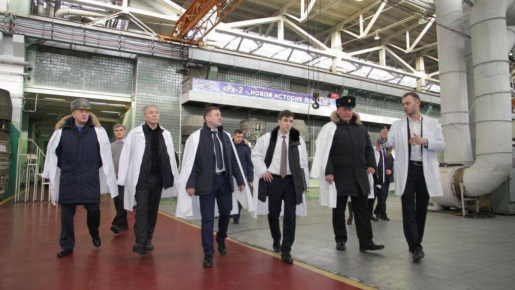 На самарском ПАО «Кузнецов»