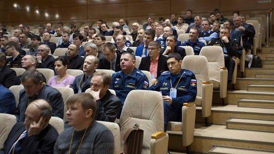 Конференция по безопасности полетов в ЗВО