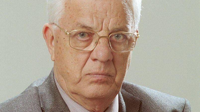 Композитор Раймонд Паулс