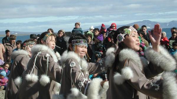Чукотские женщины