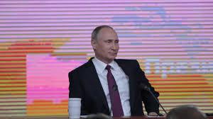 Корреспондент Путину: зачем мынад людьми издеваемся?
