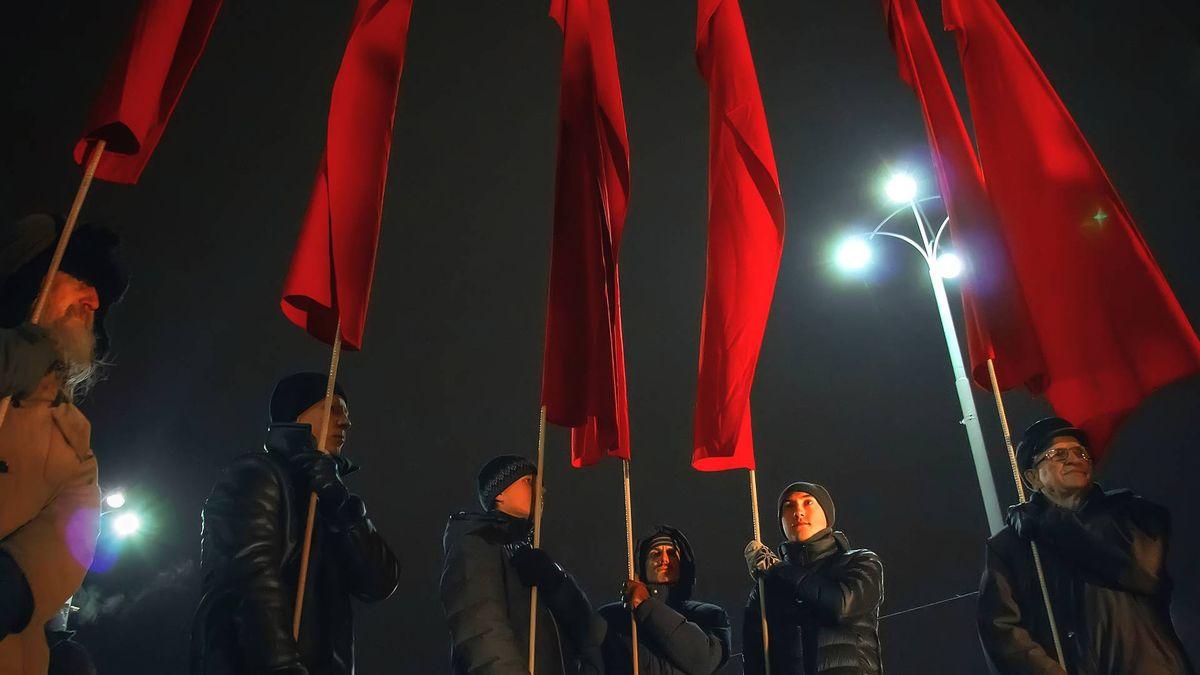 «Живая» Краснознаменная группа — 16 ноября 2018, Екатеринбург