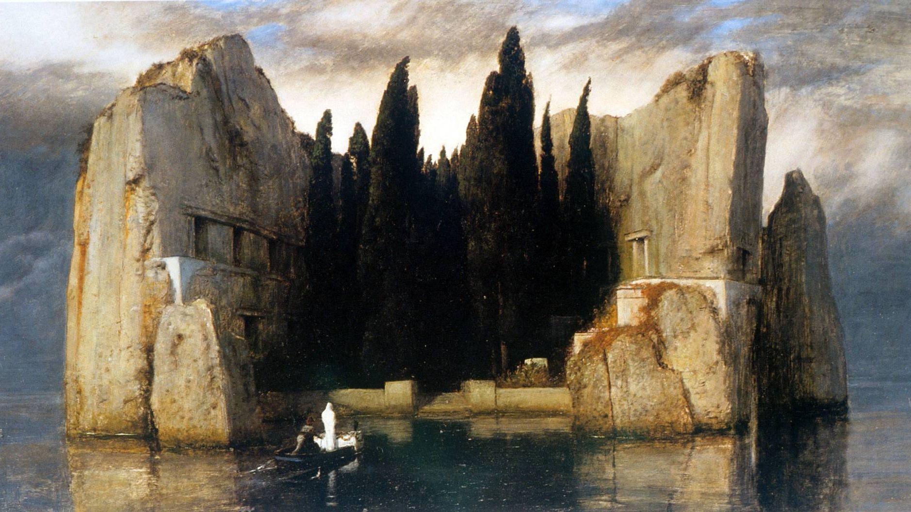 Остров Мёртвых. 1883