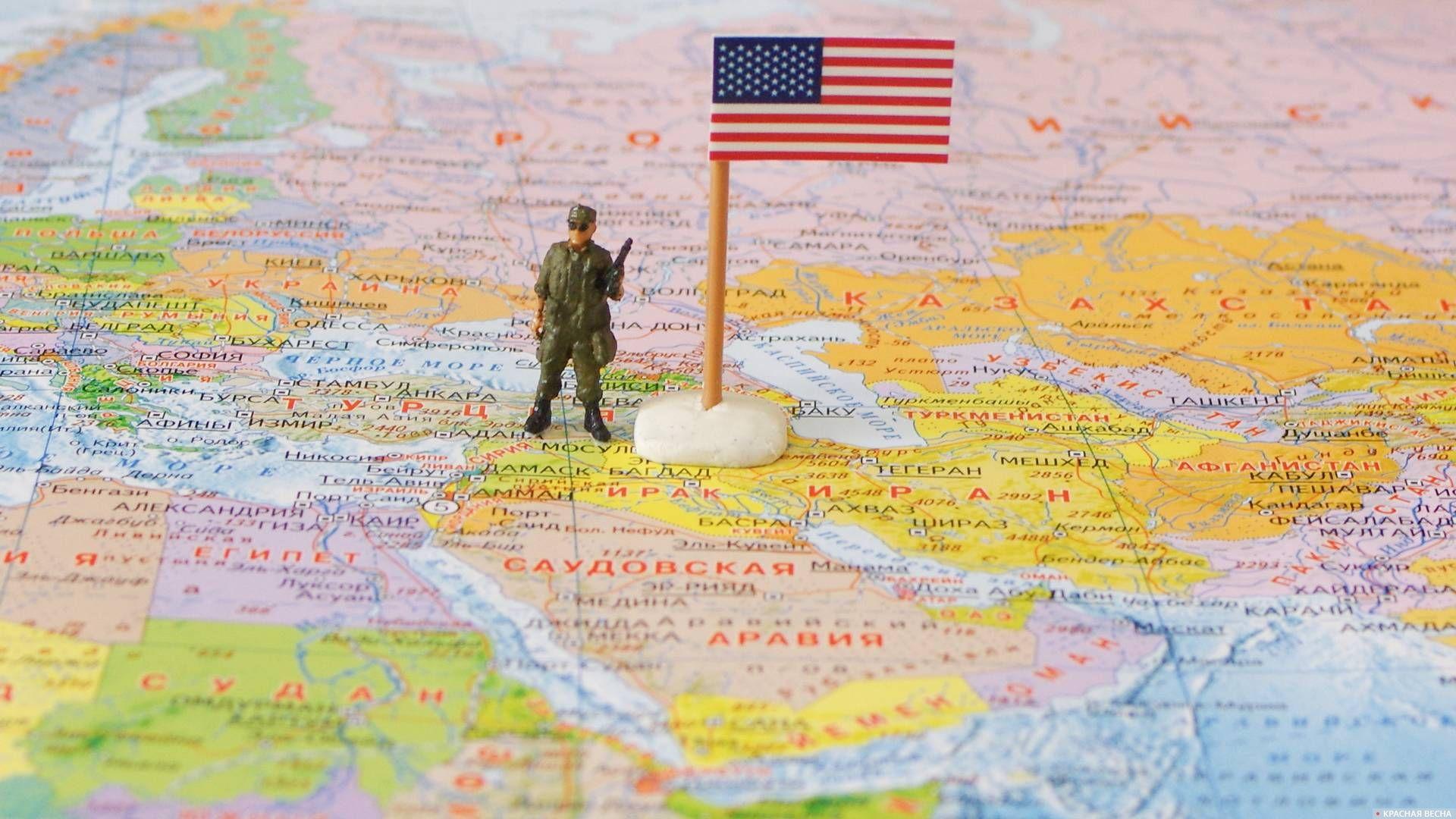 США. Сирия
