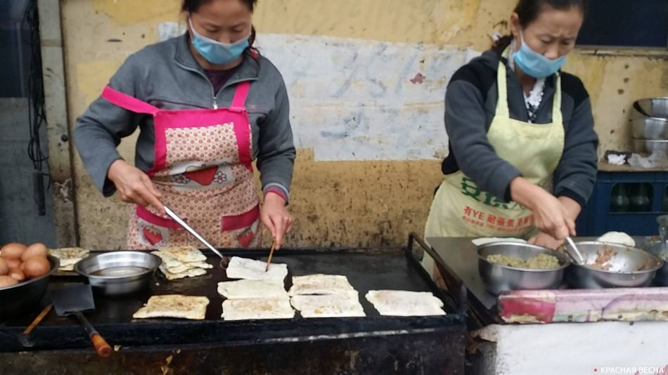 Китайский рынок. Китай
