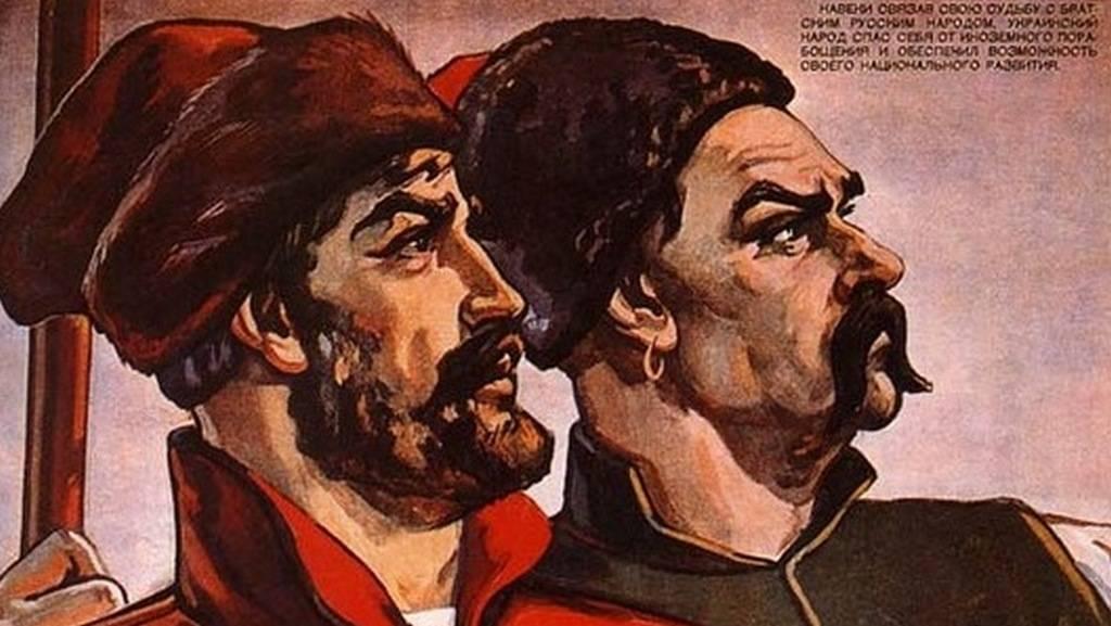 К. Иванов, В. Корецкий, О. Савостюк, Б. Успенский. Навеки вместе! (фрагмент) 1954