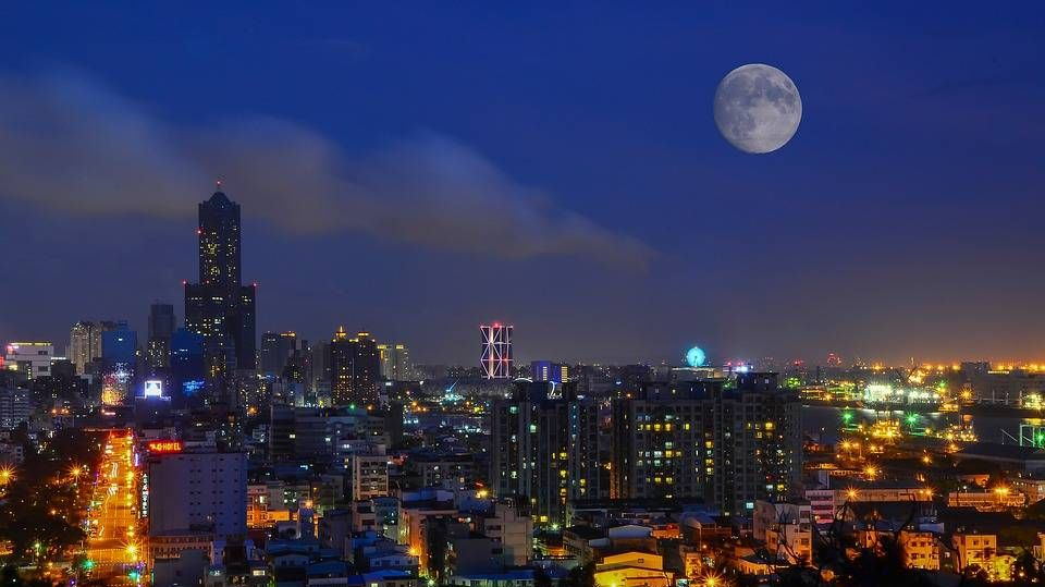 Ночной Гаосюн, Тайвань