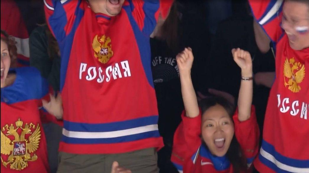 Матч Россия - Чехия