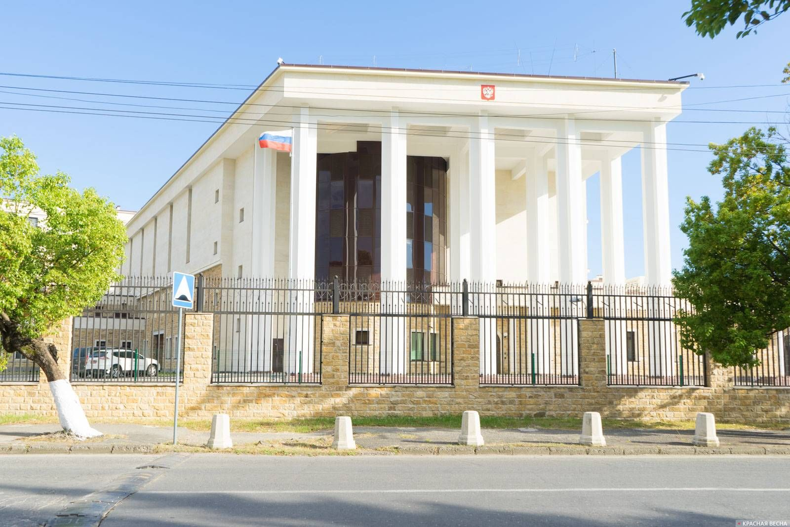 Консульский отдел посольства Российской Федерации в Республике Абхазия, г. Сухум