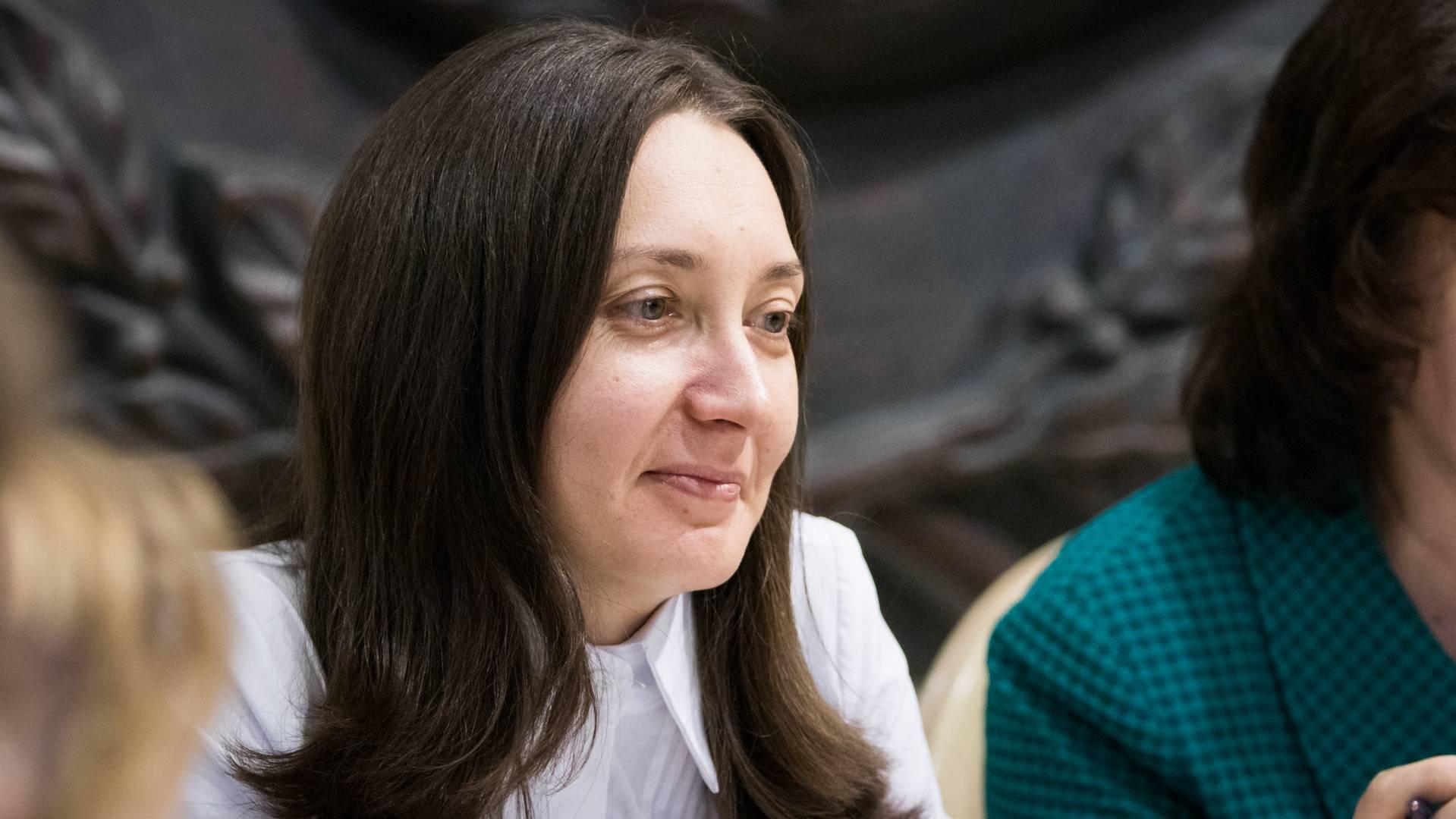 Анна Швабауэр,