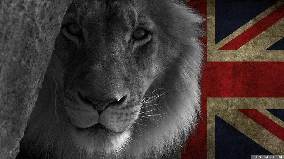 Британский лев