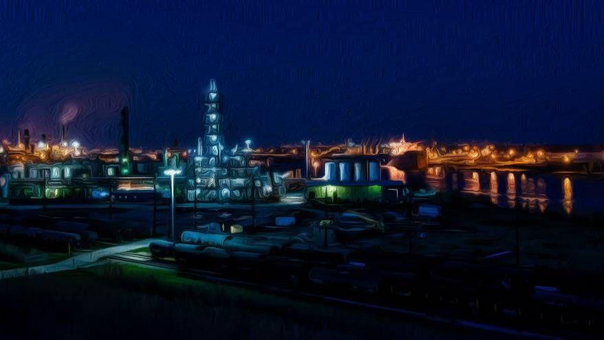 Нефтегазовый кластер
