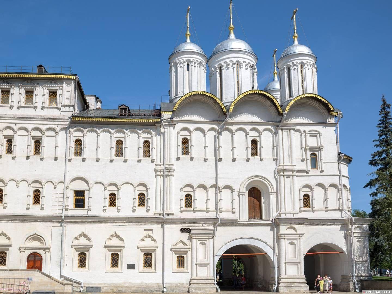Церковь Двенадцати апостолов. Москва