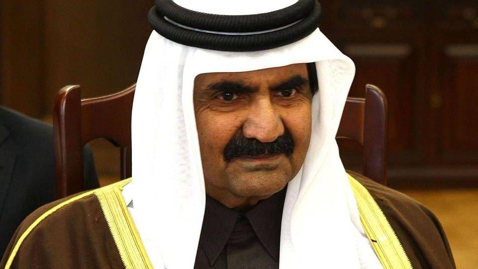 Хамад бин Халифа Аль Тани