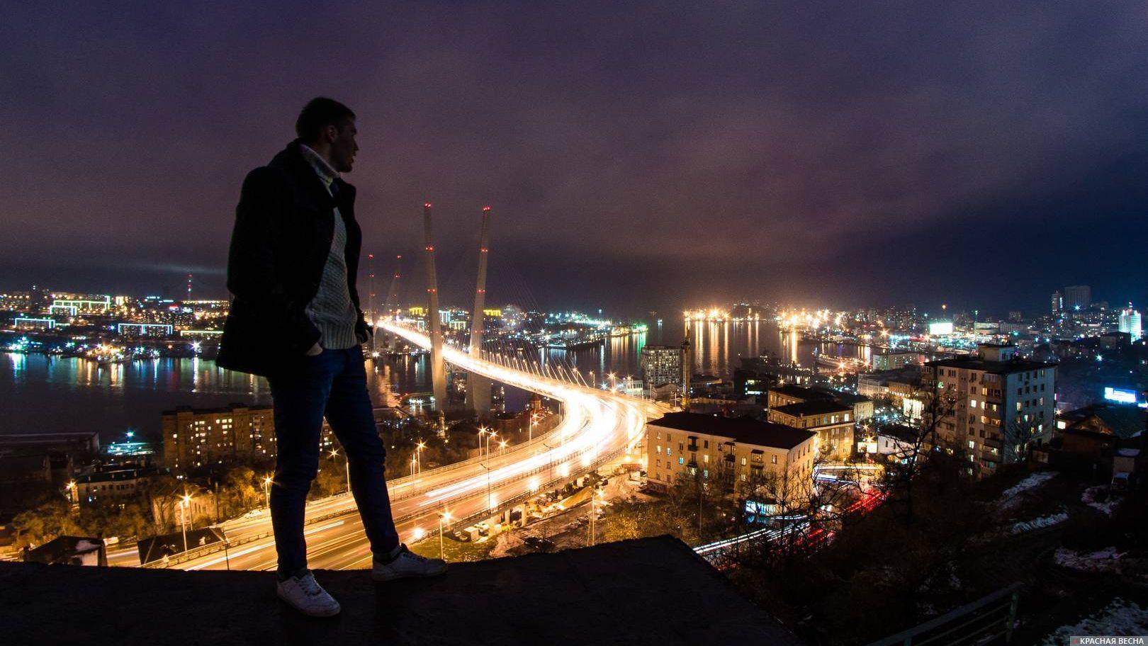 Владивосток на ладони