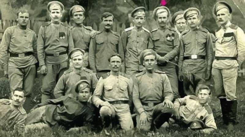 Фотография Первой Мировой Войны