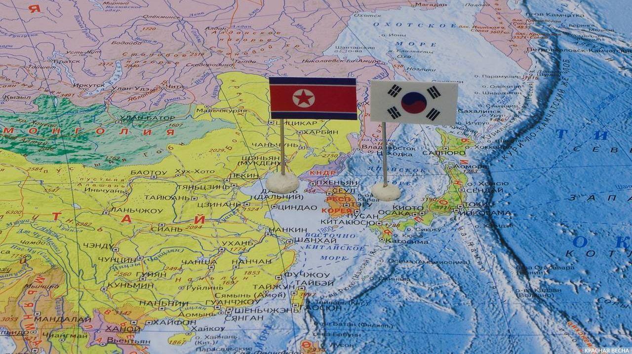 ВПхеньяне назвали условие для встречи Ким Чен Ына сТрампом