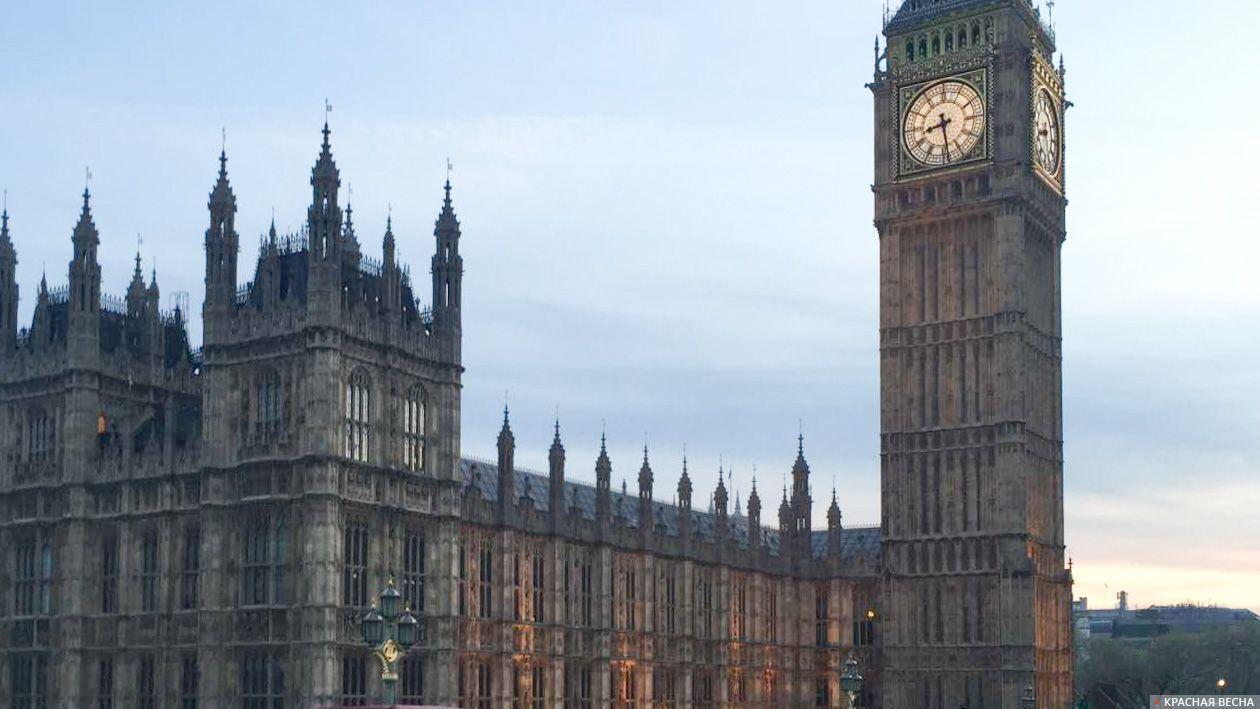 Лондон Парламент Биг-Бен