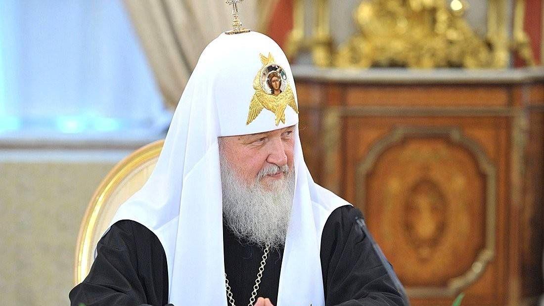 Патриарх Московский и всея Руси Кирилл [kremlin.ru]