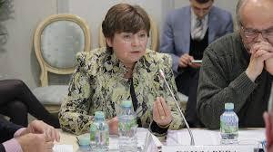 Елена Бондарева, директор издательских и общественно-политических программ Фонда
