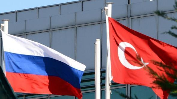 Флаги России и Турции, автор mil.ru