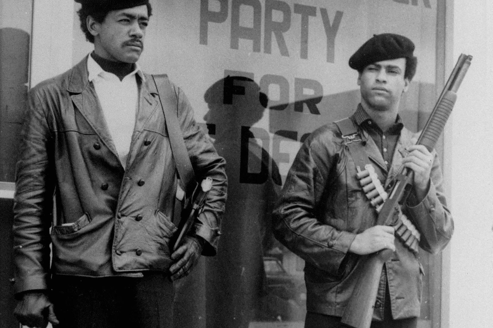 Черные пантеры. 1966