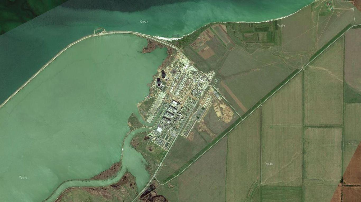 НаХмельницкой АЭС вгосударстве Украина произошел сбой вработе