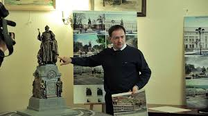 Мединский и концепт памятника Ивану III
