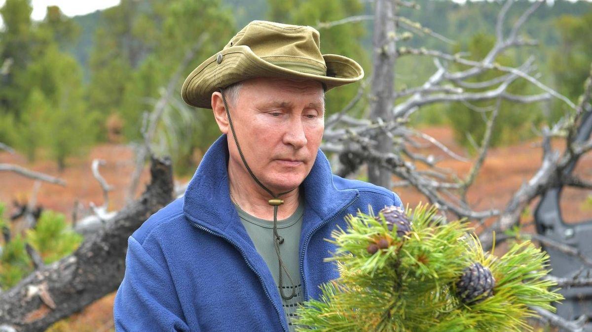 Президент России Владимир Путин в Туве, 5-6 октября 2019