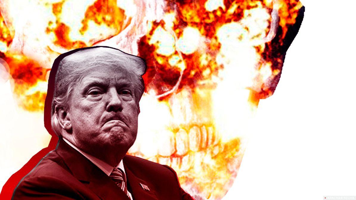 Анонсирован санкционный указ Трампа