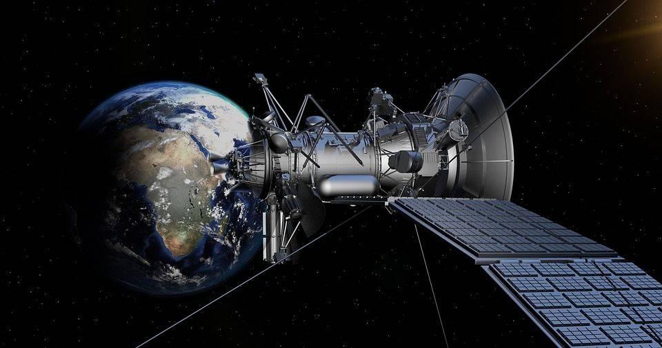 Исследовательский космический аппарат