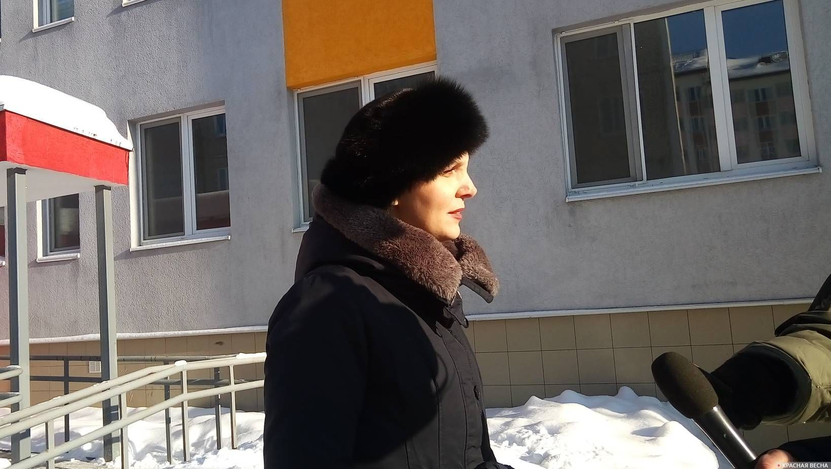 Жанна Рябцева, руководитель исполкома ОНФ Свердловской области