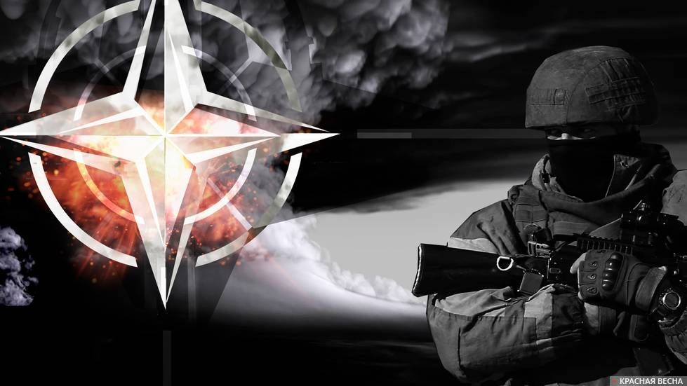 Россия. НАТО