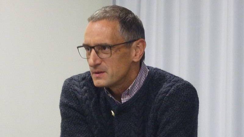Профессор Высшей школы экономики Сергей Медведев