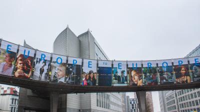 Европа для европейцев. Брюссель. Бельгия