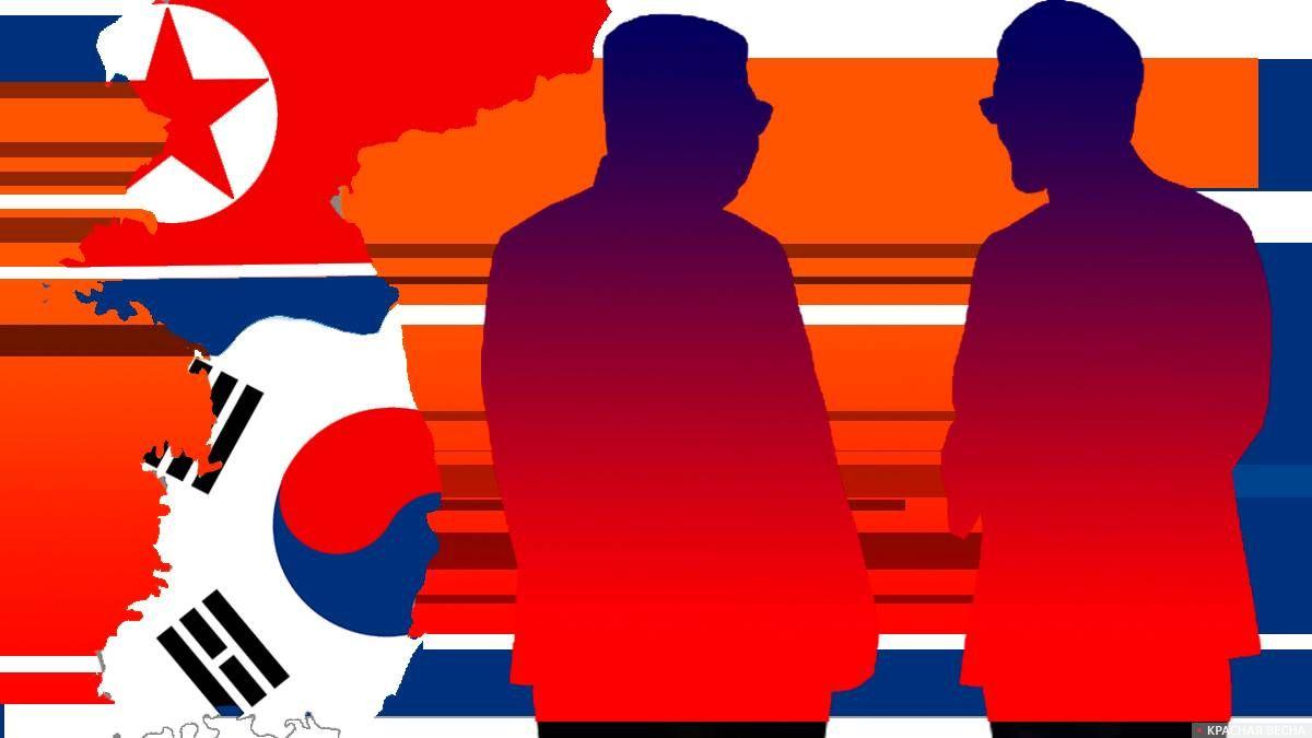 Корейское сближение