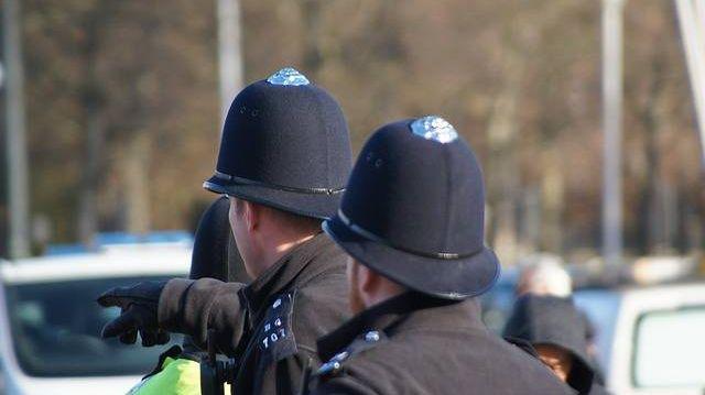 Полиция Англя