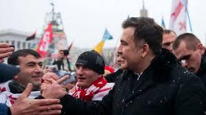 Саакашвили разрешили находиться вгосударстве Украина доначала весны