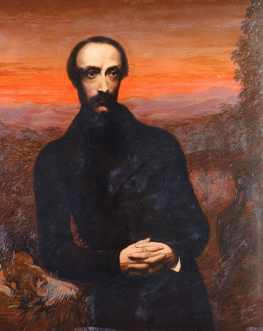 Джузеппе Мадзини. 1846
