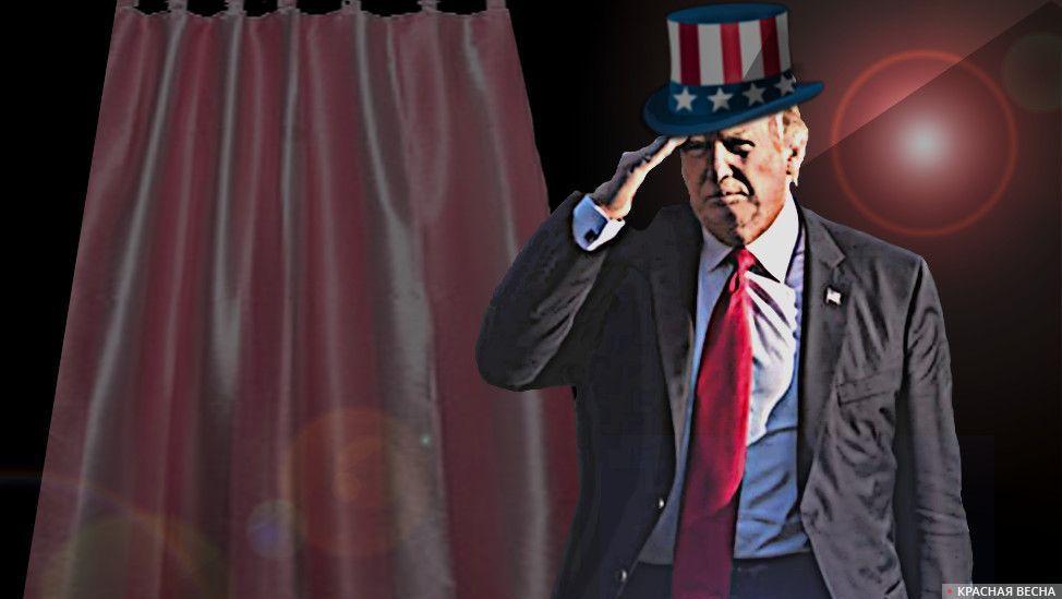 Посол США вПанаме уволился после скандального заявления Трампа омигрантах
