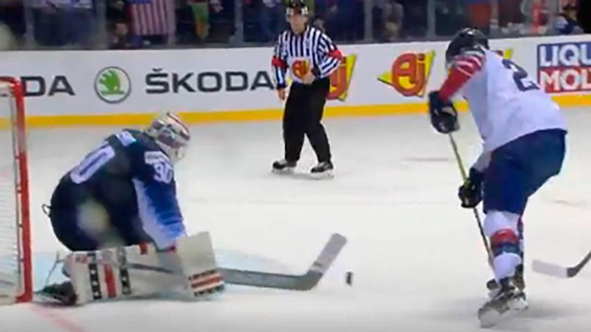 Чемпионат по хоккею в Словакии