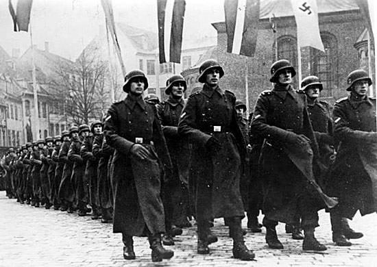 Латвийский легион СС