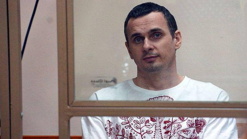 Украинский террорист Олег Сенцов